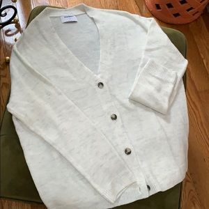 Old Navy Button-Down Cardigan Sweater
